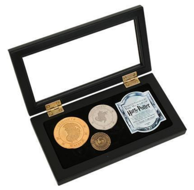 Harry Potter: Premium Replica - Gringotts Bank Coin Collection