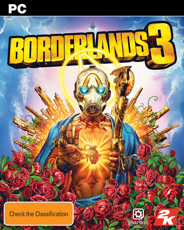 Borderlands 3 (code in box) for PC