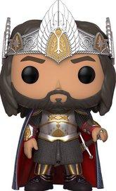 Lord of the Rings - King Aragorn Pop! Vinyl Figure image