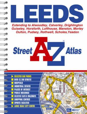 A-Z Leeds Street Atlas image