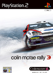 Colin McRae Rally 3 for PS2
