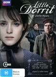 Little Dorrit (4 Disc Set) DVD