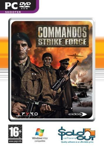 Commandos: Strike Force for PC Games