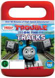 Thomas & Friends: Trouble on the Tracks DVD