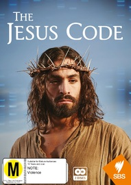 The Jesus Code on DVD