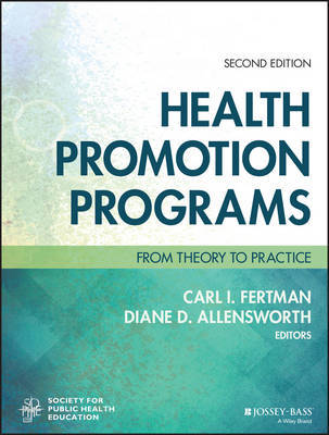 Health Promotion Programs by Carl I. Fertman image