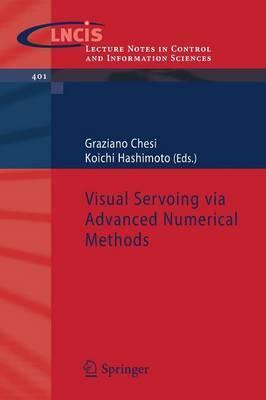 Visual Servoing Via Advanced Numerical Methods image