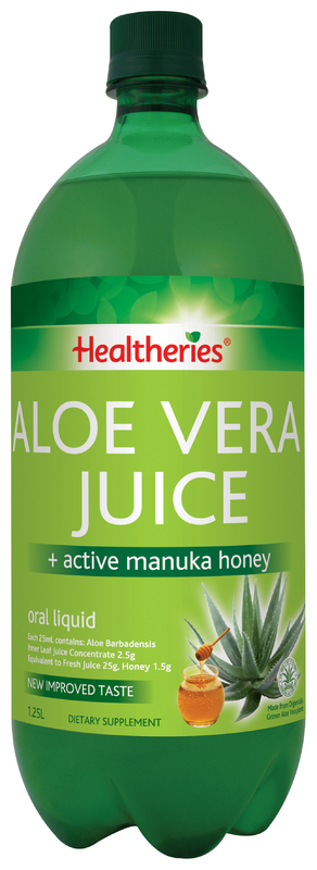 Healtherires Aloe Vera Juice (1.25ltr)