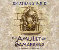 The Amulet of Samarkand by Jonathan Stroud image