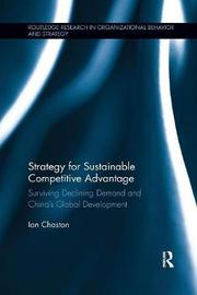 Strategy for Sustainable Competitive Advantage by Ian Chaston