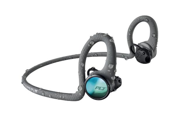 Plantronics: BackBeat Fit 2100 Wireless Sports Earphones - Grey