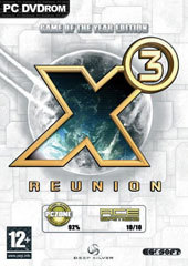 X3 Reunion - Game of the Year Edition for PC Games
