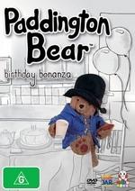 Paddington Bear - Birthday Bonanza on DVD