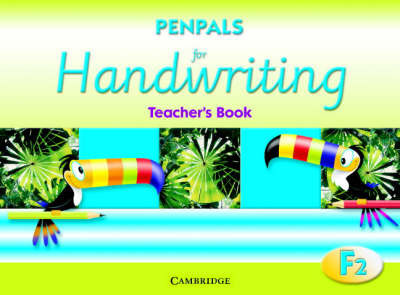 Penpals for Handwriting Foundation 2 Teacher's Book by Gill Budgell