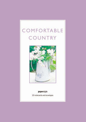 Comfortable Country Notecards