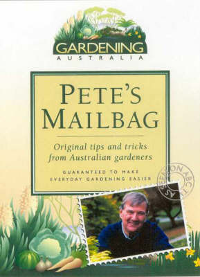 Pete's Mailbag by Peter Cundall