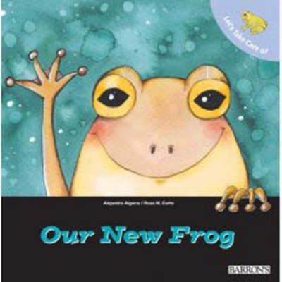 Let's Take Care of Our New Frog by Alejandro Algarra