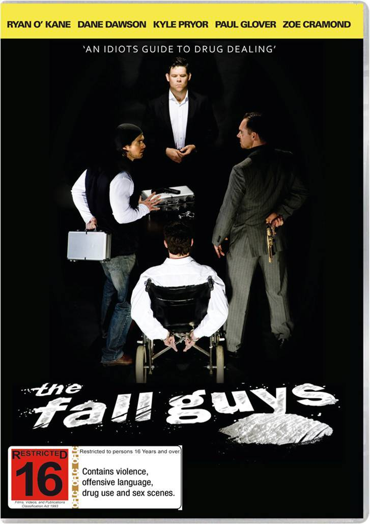 The Fall Guys on DVD image