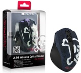 Canyon Tattoo Wireless Optical Mouse (Limited Edition)