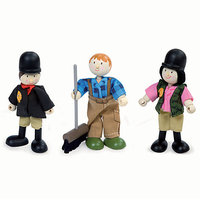 Le Toy Van: Budkins - Equestrian Gift Pack