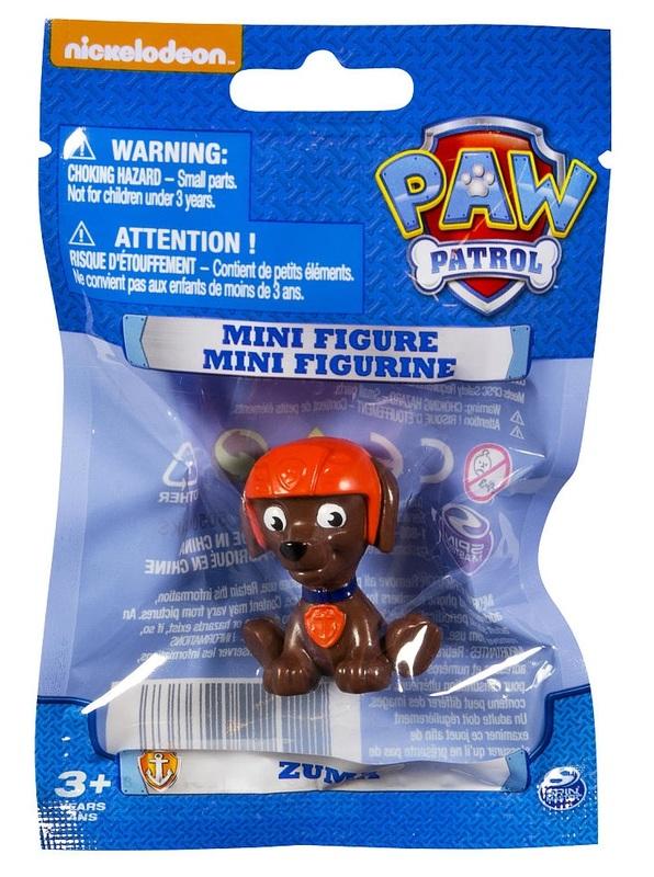 Paw Patrol: Mini Figure - Zuma