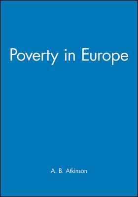 Poverty in Europe by A.B. Atkinson image