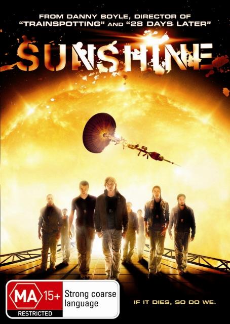 Sunshine on DVD image