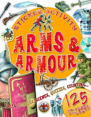 Sticker Activity Arms and Armour image