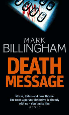 Death Message (Tom Thorne #7) by Mark Billingham