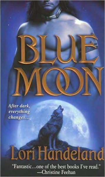 Blue Moon (Nightcreature Series #1) by Lori Handeland image