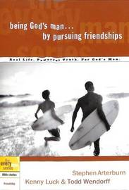 Being God's Man by Pursuing Friendships by Kenny Luck image
