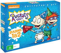 Rugrats - Seasons 1 & 2 Collector's Set on DVD