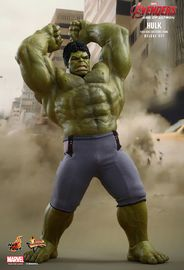 Marvel: Hulk - 1/6 Scale Deluxe Collectable Set