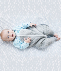 Love to Dream Sleep Suit TOG 2.5 - White - (Size 1) image