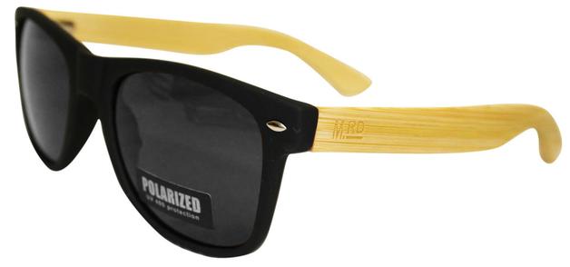 Moana Road: 50/50s Sunglasses - Black