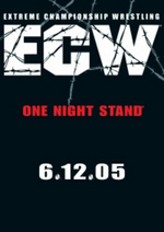 WWE - ECW: Extreme Championship Wrestling - One Night Stand 2005 on DVD