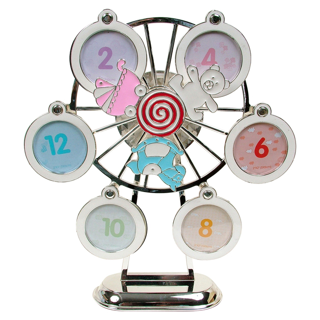 Dakota Baby Ferris Wheel Frame- Cream