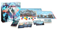7 Summits - Board Game