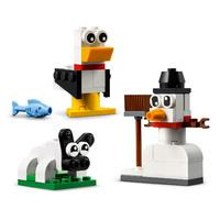 LEGO Classic: Creative White Bricks - (11012)