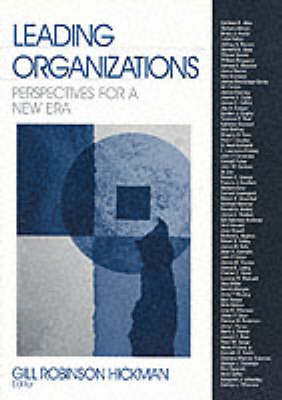 Leading Organizations: Perspectives for a New Era image