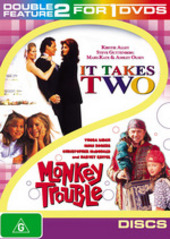 It Takes Two / Monkey Trouble - Double Feature (2 Disc Set) on DVD