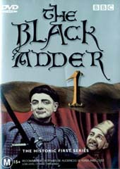 Blackadder - Series 1 on DVD