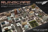 Dropzone Commander: Ruinscape Terrain
