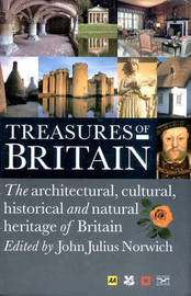 Treasures of Britain by John Julius Norwich