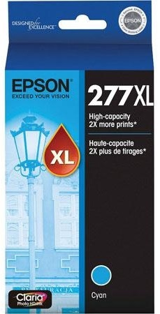 Epson Claria Ink Cartridge 277XL (Cyan)