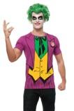 Joker Costume T-Shirt - X-Large
