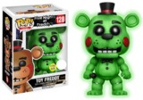 Five Nights at Freddy's - Toy Freddy (Glow) Pop! Vinyl Figure