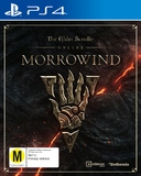 Elder Scrolls Online: Morrowind for PS4