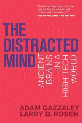 The Distracted Mind by Adam Gazzaley image