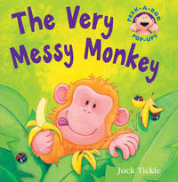 The Very Messy Monkey by Jack Tickle image